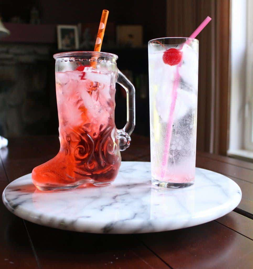 Grown-up Shirley Temples - By the Pounds